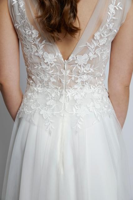 Kleid Lavatera